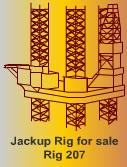 1975 Jackup Rig for Sale