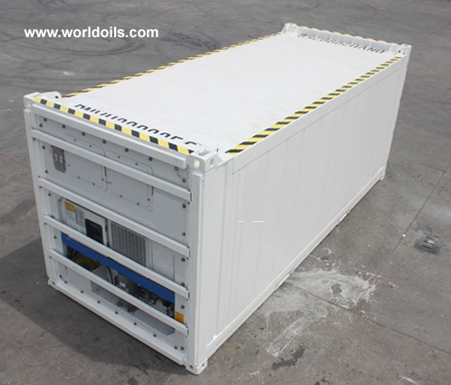 20ft DNV2.7-1 Offshore Reefer CCU for Lease