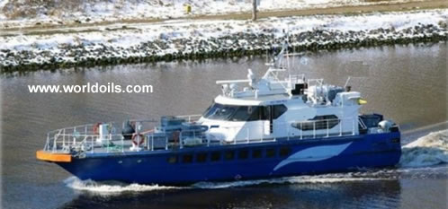 Crew boat/Wind Farm - 22m - for Sale