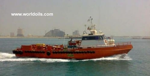 26m Aluminium Crew Vessel for Sale