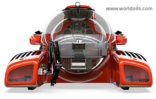 2 Pax Submersible for Sale