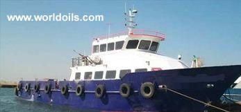Crew Service Boat -31m For Sale