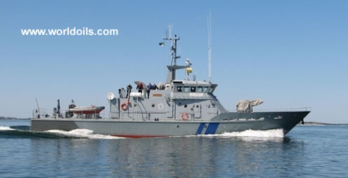 Patrol Boat (Steel Hull) For Sale