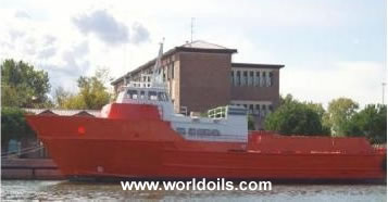 Aluminium Service Boat - 32m for Sale