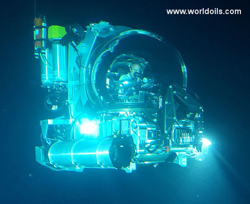 3 Pax Submersible for Sale