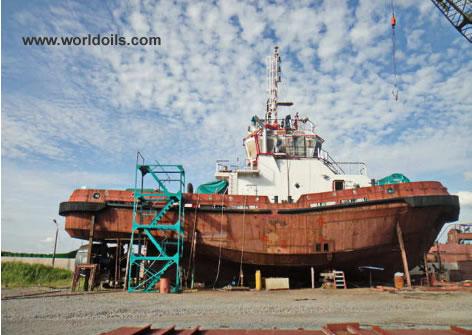 40 TBP Escort tug for Sale