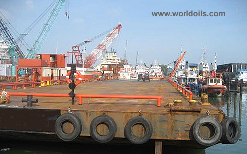 180ft Deck Cargo Barge for Sale