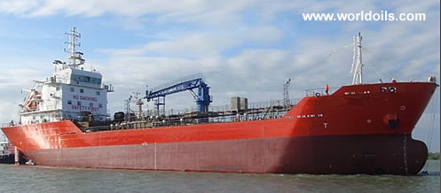 6000T DWT/DP1 Oil Tanker for Sale