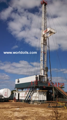 2000 Refurbished Ideco H35 Drilling Rig
