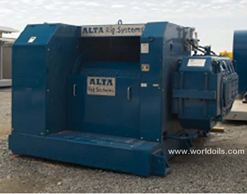 Used Drilling Rig - Alta 1500HP - For Sale