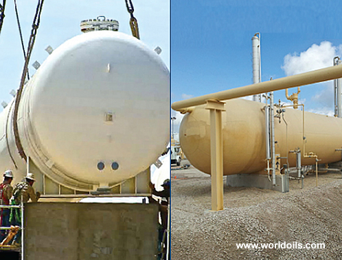 Fabricated ASME Pressure Vessels for sale