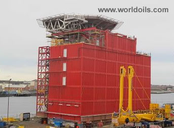 Offshore Accommodation Module for Sale