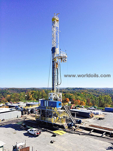 Alta 1500 HP AC/VFD Drilling Rig for sale