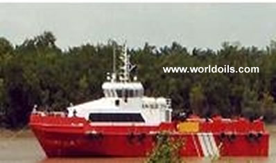 Aluminium Fast Support / Crew / Utility Vessel for Sale
