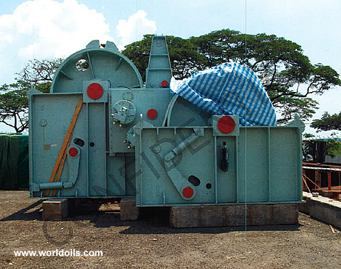 200T Anchor Handling Winch for Sale