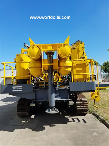 Atlas Copco DM30 Crawler Drill Rig for Sale