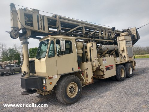 Atlas Copco Drilling Rig - 2007 Built - For Sale