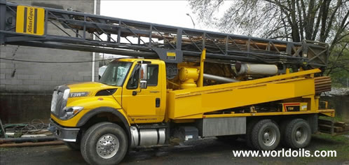Atlas Copco T3W Drilling Rig - 2008 Built for Sale