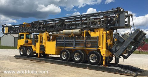 Atlas Copco RD20 Drilling Rig - For Sale