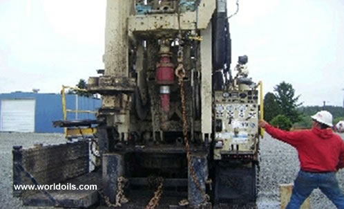 Drilling Rig Atlas Copco RD20 III 2005 Built