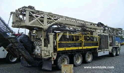 Used Drilling Rig 2005 Atlas Copco RD20 III For Sale