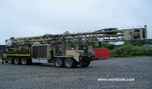 Atlas Copco RD20 III Drilling Rig 2005 Built For Sale