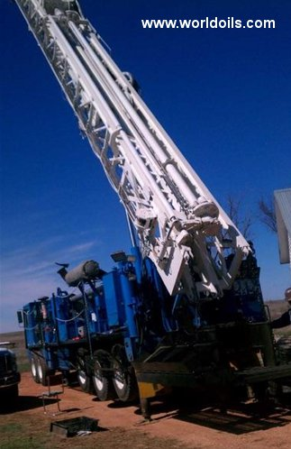 Atlas Copco RD20 Range III Drill Rig - 2007 Built - for Sale
