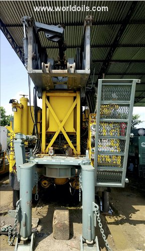 Atlas Copco RD20 Range III Drill Rig - 2012 Built - for Sale
