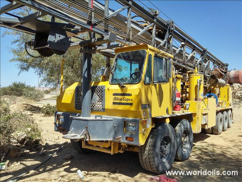 Atlas Copco RD20 Range III Drilling Rig - For Sale