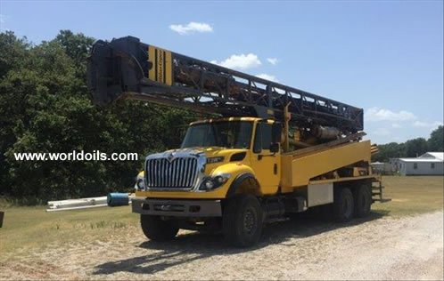 Atlas Copco T3W Drill Rig for Sale