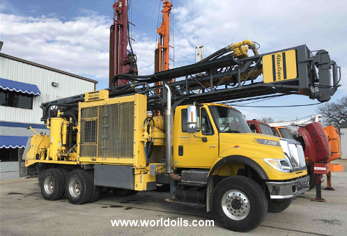Atlas Copco T3W Drilling Rig for Sale