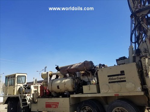 Atlas Copco T4BH (Blast Hole) Drill Rig - For Sale