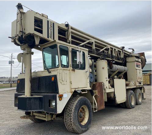 Atlas Copco T4BH (Blast Hole) Drilling Rig - For Sale