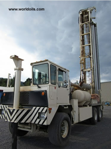 Drilling Rig - Atlas Copco T4W - 2005 Built for Sale