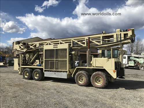 Atlas Copco T4W DH Drill Rig Drill Rig for sale
