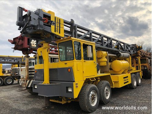 Atlas Copco T4W DH Drilling Rig - For Sale