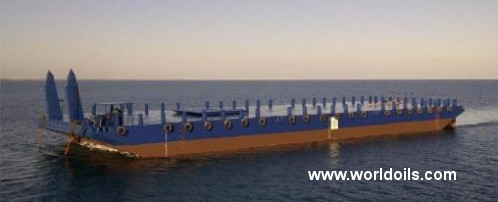 Deck Cargo / Ballastable Tank Barges for Sale