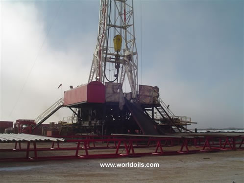 1000Hp Land Drilling Rig - Brewster N10