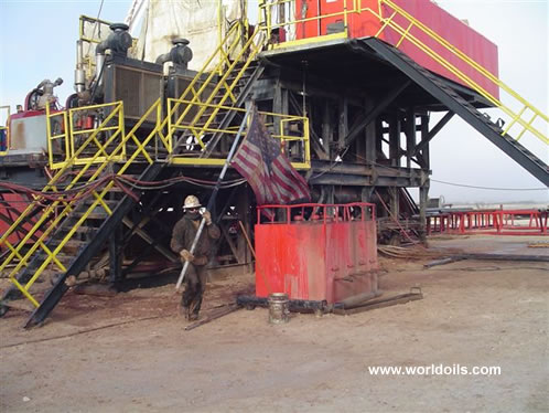 Brewster N10 - 1000hp Land Drilling rig For Sale