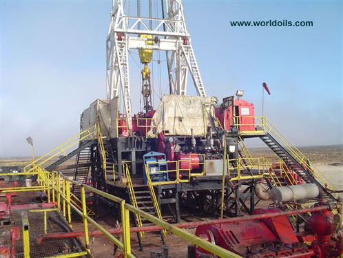 Brewster N10 - 1000hp Land Drilling Rig