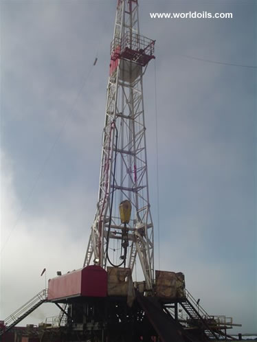 Brewster N10 - 1000hp - Land Drilling rig For Sale