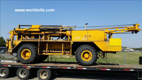 CME-1050 ATV Drill Rig for Sale