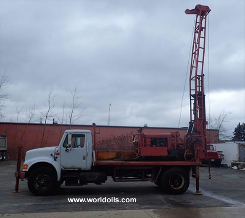 CME-92 Drill Rig - for Sale
