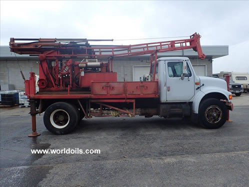CME-92 Used Drill Rig