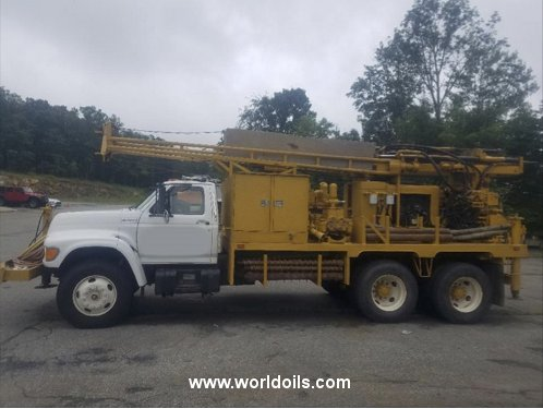 CME 75 Drilling Rig - 1988 Built for Sale