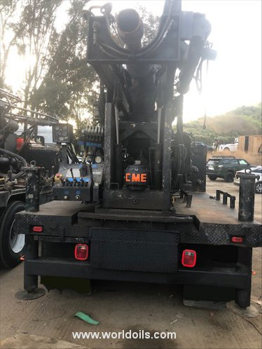 Drilling Rig - CME 75 High Torque - Fully Refurbished