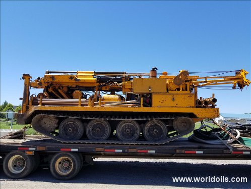CME 850 Drilling Rig - For Sale
