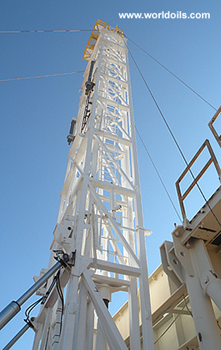 Drilling Rig - Cabot 900 Series Self Propelled - For Sale