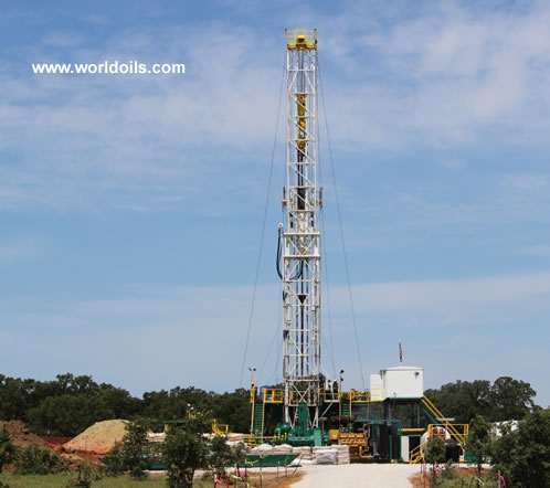 Cabot 900 Series - 900hp Drilling Rig for Sale