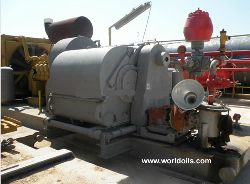 Cabot 900 Drilling Rig - 900 HP - for Sale